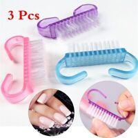 für Pedicure Reinigung von Staub Maniküre Pinsel für Nägel Reinigung der Nägel