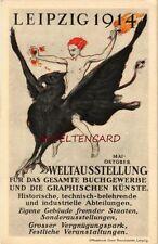 Erster Weltkrieg (1914-18) Ansichtskarten aus Sachsen für Reklame