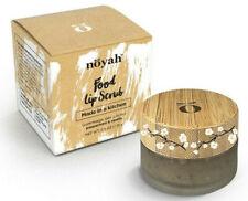 Noyah Food Grade Lip Scrub Peppermint Vanilla Organic Treatment .7oz 20g Full Sz