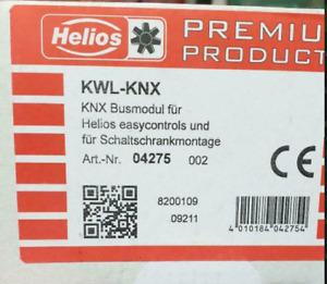 Helios KWL-KNX Busmodul für Easycontrols OVP Artnr. 4275-002