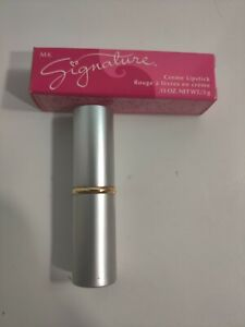 Mary Kay Signature Crème Lipstick - Red Salsa - 2350 - NEW