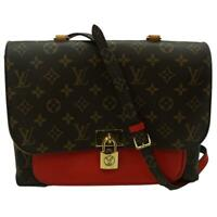 Louis Vuitton M44286 Marignan Brown Monogram 2Way Shoulder Hand Bag