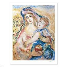 """Zamy Steynovitz """"Mother's love"""" Numbered and Signed by Artist"""