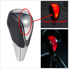 Universal Touch Activated Control Sensor RED light Car Manual Gear Shift Knob