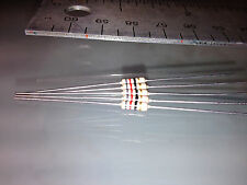 82 ohm 1/4 watt @ 5% Tolerance Resistor (5 pack)