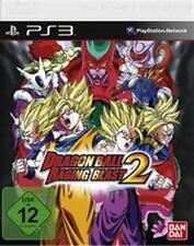 PlayStation 3 Dragonball Raging Blast 2 como nuevo
