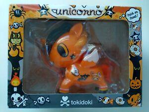 Tokidoki Halloween CANDYCORNO UNICORNO VINYL ART FIGURE Trick or Treat unicorn