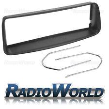 Peugeot 206 1998 Onward Radio Black Fascia Facia Adaptor Plate Surround FP-04-03