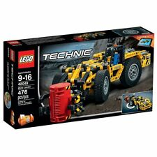 Lego Technic 42049 MINE LOADER Vehicle Cutting Machine NISB