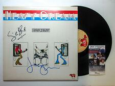 Ginger Baker & Jack Bruce 'Cream - Heavy Cream' Signed Vinyl Album JSA