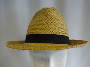 Straw Hat Adults Small