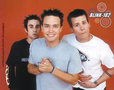 BLINK 182 Classic Old Photo Collector Sticker NEW OFFICIAL MERCHANDISE RARE