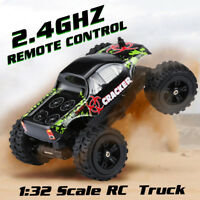 1:32 2WD Scale Mini Remote Control Off-Road Car Rc Truck RC Car Rechargeable