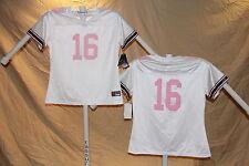 8ca22e4ca IOWA HAWKEYES Nike  16 FOOTBALL JERSEY Womens XL NWT  55 retail pink  s