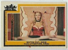 1977 Charlie's Angels trading cards Series 3 CHERYL LADD #173.