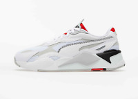 Puma Men's RS-X3 Millenium Shoes NEW AUTHENTIC White/Grey 373236 02