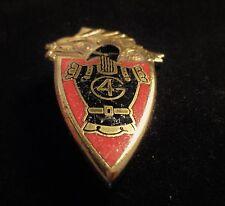 INSIGNE MILITAIRE - PUCELLE - 4ème R.G. REGIMENT DU GENIE -par DRAGO-Badge-徽章-