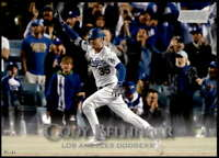 Cody Bellinger 2019 Topps Stadium Club 5x7 #146 /49 Dodgers