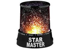 Star Master LED Lampe Sternenhimmel Nachtlicht Kinder und Deko Projektor #827