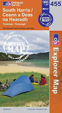 South Harris - OS Explorer ACTIVE Map 455 (NEW 2007 folded sheet map)