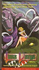 Luna Varga Volume 1 - English Subbed Anime OVA ~ VHS