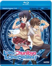 Love Chunibyo & Other Delusions [New Blu-ray] Anamorphic, Subtitled