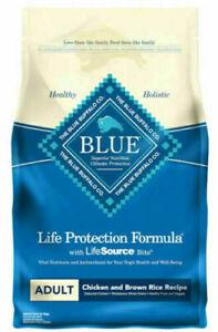 Blue Buffalo Life Protection Formula Natural Adult Dry Dog Food 6lb