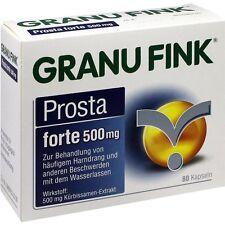 GRANUFINK Prosta forte 500 mg Hartkapseln  80 st   PZN10011921