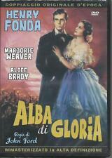 Alba di gloria (1939) DVD