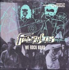 Freestylers : We Rock Hard  (Sealed CD) promo