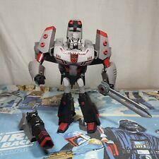 Megatron Leader Class Transformers Animated Series Action Figure Hasbro 2008