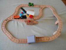 "THOMAS & FRIENDS  WOODEN RAILWAY ""SODOR QUARRY MINE TUNNEL SET"" GC"