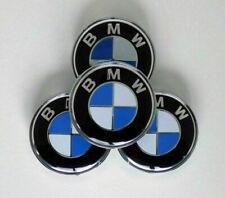 4 Radkappen mit 60mm BMW Radkappen mit ABS modifizierten Reifenetiketten