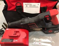 Cordless snap on ebay snap on cordless reciprocating saw kit ctrs761 greentooth Images