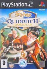 Harry Potter - La Coppa Del Mondo Di Quidditch PS2