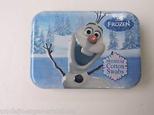 Disney FROZEN Tin Collector Series #10 ~ Cotton Swab Qtip OLAF