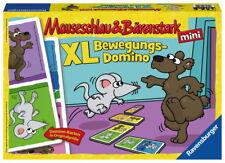 Ravensburger Kinderspiel Legespiel M&B XL Bewegungs Domino 21354