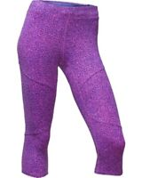 NWT The North Face Purple Women's Motus lll Athletics Work Out Capris Size S $70