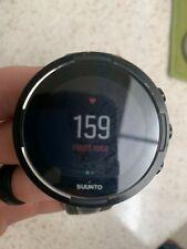 Suunto 9 Baro Black, Hr Strap, Cadence/speed Sensor, Watch Holder