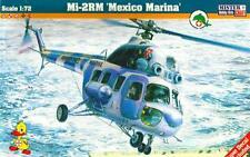 PZL MIL MI 2 MARINA (messicano, indonesiano, tedesco e SMALTO BLU NAVY) 1/72 MASTERCRAFT