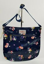 Cath Kidston Cross Body Bag Busby Bunch Navy Colour New with Tag