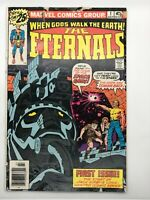 1976 The ETERNALS #1 MARVEL Bronze Age COMIC BOOK