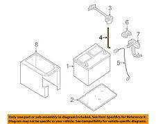 NISSAN OEM Battery-Hold Down Bracket Clamp Tie Bolt 244258990B