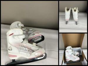 Ice Skates Girls'  Size 3 Jackson Ultima