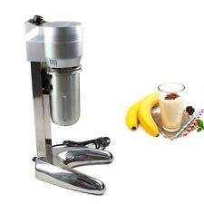 650ml Milchshaker Mixer Frappe Mixer mit Edelstahl Becher für Cremige Milkshakes