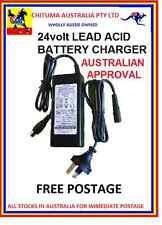 24v DC 24 Volt SLA Battery Charger for Electric Scooter LEAD ACID BATTERY
