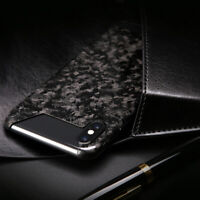 100% Real Forged Carbon Fiber Case Ultra Slim Cover For iPhone 11Pro Max XS Max