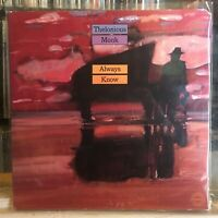 [SOUL/JAZZ]~EXC 2 DOUBLE LP~THELONIOUS MONK~Always Know~{OG 1979~CBS~Issue]