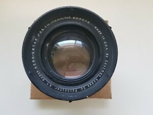Kodak Aero Ektar 178mm f/2.5 Lens