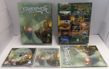 PC Computer Game Big Box CD-ROM ITALIANO - STRATOSPHERE Conquest of the Skies -
